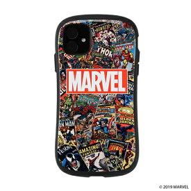 HAMEE ハミィ iPhone 11 6.1インチ MARVEL/マーベル iFace First Classケース 41-9041-904756 コミック/表紙