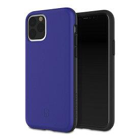 HAMEE ハミィ iPhone 11 Pro 5.8インチ PATCHWORKS LEVEL ITG ケース 41-906248 ネイビー