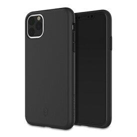 HAMEE ハミィ iPhone 11 Pro Max 6.5インチ PATCHWORKS LEVEL ITG ケース 41-906323 ブラック