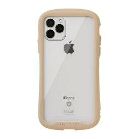 HAMEE ハミィ iPhone 11 Pro Max 6.5インチ iFace Reflection強化ガラスクリアケース 41-907443 ベージュ