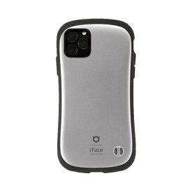 HAMEE ハミィ iPhone 11 Pro 5.8インチ iFace First Class Metallicケース 41-911402 シルバー