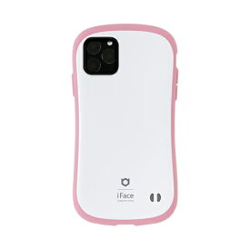 HAMEE ハミィ iPhone 11 Pro 5.8インチ iFace First Class Pastelケース 41-911433 ホワイト/ピンク