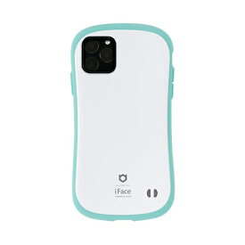 HAMEE ハミィ iPhone 11 Pro 5.8インチ iFace First Class Pastelケース 41-911440 ホワイト/ミント