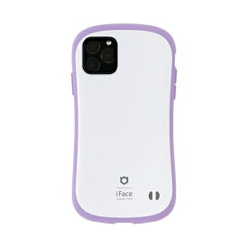 HAMEE ハミィ iPhone 11 Pro 5.8インチ iFace First Class Pastelケース 41-911457 ホワイト/パープル
