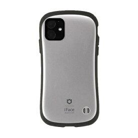 HAMEE ハミィ iPhone 11 6.1インチ iFace First Class Metallicケース 41-911495 シルバー