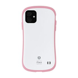 HAMEE ハミィ iPhone 11 6.1インチ iFace First Class Pastelケース 41-911525 ホワイト/ピンク