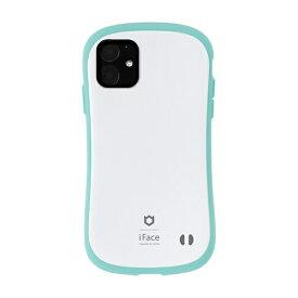 HAMEE ハミィ iPhone 11 6.1インチ iFace First Class Pastelケース 41-911532 ホワイト/ミント