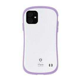 HAMEE ハミィ iPhone 11 6.1インチ iFace First Class Pastelケース 41-911549 ホワイト/パープル