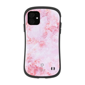 HAMEE ハミィ iPhone 11 6.1インチ iFace First Class Marbleケース 41-912201 ピンク