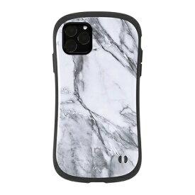 HAMEE ハミィ iPhone 11 Pro Max 6.5インチ iFace First Class Marbleケース 41-912263 ホワイト