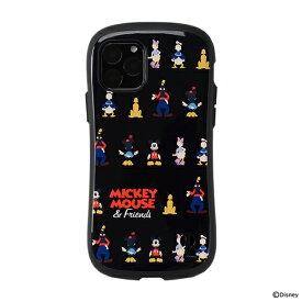 HAMEE ハミィ iPhone 11 Pro 5.8インチ ディズニーキャラクターiFace First Classケース 41-913017 ミッキーマウス&フレンズ