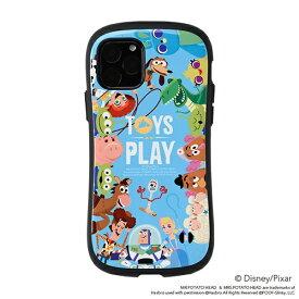 HAMEE ハミィ iPhone 11 Pro 5.8インチ ディズニー/ピクサーキャラクターiFace First Classケース 41-913055 トイ・ストーリー/総柄