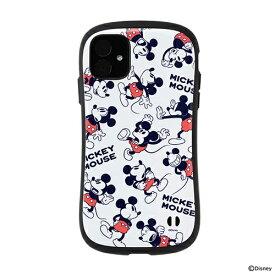 HAMEE ハミィ iPhone 11 6.1インチ ディズニーキャラクターiFace First Classケース 41-913109 ミッキーマウス/総柄