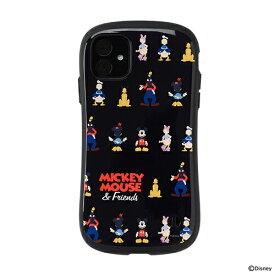 HAMEE ハミィ iPhone 11 6.1インチ ディズニーキャラクターiFace First Classケース 41-913116 ミッキーマウス&フレンズ