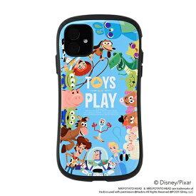 HAMEE ハミィ iPhone 11 6.1インチ ディズニー/ピクサーキャラクターiFace First Classケース 41-913154 トイ・ストーリー/総柄