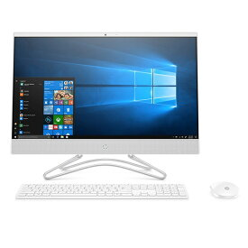 HP エイチピー 6DV82AA-AAAA デスクトップパソコン All-in-One 24-f0051jp [23.8型 /HDD:2TB /SSD:128GB /メモリ:8GB /2019年9月モデル][23.8インチ 新品 一体型 windows10]