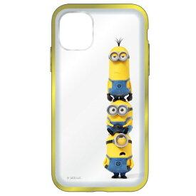 グルマンディーズ gourmandise 怪盗グルーシリーズ/ミニオンズ IIII fit Clear iPhone 11 6.1インチ/iPhoneXR 対応ケース トリオ MINI-177A