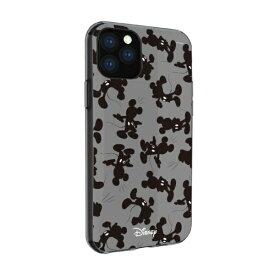 グルマンディーズ gourmandise ディズニーキャラクター IIII fit iPhone 11 6.1インチ/iPhoneXR 対応ケース シルエット DN-655B