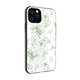 グルマンディーズ gourmandise ディズニーキャラクター IIII fit iPhone 11 6.1インチ/iPhoneXR 対応ケース エイリアン DN-655C