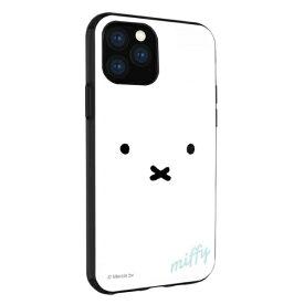 グルマンディーズ gourmandise ミッフィー IIII fit iPhone 11 Pro Max 6.5インチ 対応ケース フェイス MF-89WH