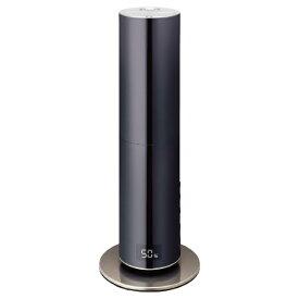 ドウシシャ DOSHISHA DHBK-219CL-BK クレベリンLED加湿器 d-design ブラック [ハイブリッド(加熱+超音波)式 /4L][大容量]
