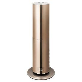 ドウシシャ DOSHISHA DHBK-219CL-CGD クレベリンLED加湿器 d-design シャンパンゴールド [ハイブリッド(加熱+超音波)式 /4L][加湿器 大容量 おしゃれ]