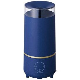 ドウシシャ DOSHISHA UWK-301-NV 加湿器 PIERIA(ピエリア) ネイビー [超音波式 /2.6L][加湿器 卓上 オフィス 小型 おしゃれ アロマ ]
