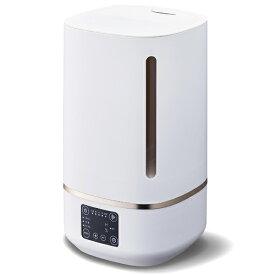 ドウシシャ DOSHISHA WKD-11940-WH 上部給水式加湿器 ホワイト [超音波式 /4L]