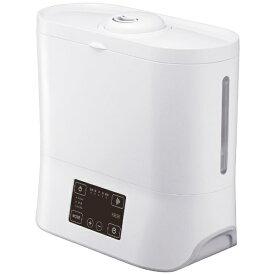 ドウシシャ DOSHISHA UHK-1602-WH 上部給水式加湿器 ホワイト [ハイブリッド(加熱+超音波)式 /3.8L]