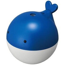 【2019年9月下旬】 ドウシシャ DOSHISHA KWU-054U-BL 卓上型加湿器 くじら ブルー [超音波式 /150ml]