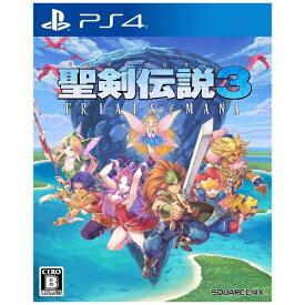 スクウェアエニックス SQUARE ENIX 聖剣伝説3 トライアルズ オブ マナ【PS4】