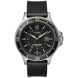 タイメックス TIMEX レンジャーソーラー ブラック ブラック TIMEX TW4B14900 [正規品]