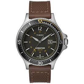 タイメックス TIMEX レンジャーソーラー グリーン ブラック TIMEX TW4B15100 [正規品]
