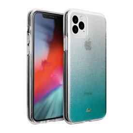 LAUT ラウ iPhone 11 Pro 5.8インチ LAUT オンバー スパークル ミント L_IP19S_OS_MT