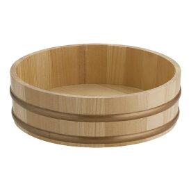 ヤマコー YAMACO 天然木 盛込桶 (樹脂タガ仕様) 9寸 30006 <NMLB501>[NMLB501]