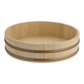 ヤマコー YAMACO 天然木 盛込桶 (樹脂タガ仕様) 尺3 30010 <NMLB505>[NMLB505]