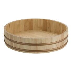 ヤマコー YAMACO 天然木 盛込桶 (樹脂タガ仕様) 尺4 30011 <NMLB506>[NMLB506]