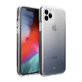 LAUT ラウ iPhone 11 Pro Max 6.5インチ LAUT オンバー スパークルブラック L_IP19L_OS_BK