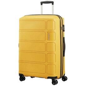 アメリカンツーリスター American Tourister スーツケース 99.5L SUMMER SPLASH(サマースプラッシュ) HONEY YELLOW 62G-16903 [TSAロック搭載]