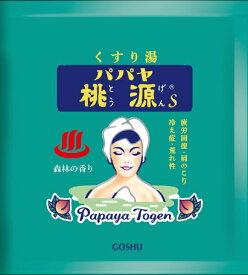 五洲薬品 パパヤ桃源S 森林 つめかえ(15g)