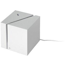 TPO アロマ対応LED搭載加湿器 B-AK05-W ホワイト [超音波式][加湿器 卓上 オフィス 小型 おしゃれ アロマ]