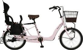 タマコシ Tamakoshi 20型 自転車 マッシュベリーママ203HD(ピンク/3段変速)【組立商品につき返品不可】 【代金引換配送不可】