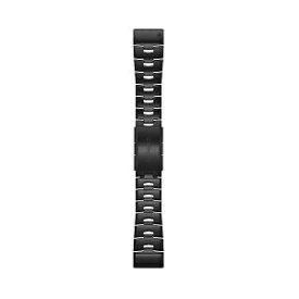 GARMIN ガーミン QuickFit F6 26mm CarbonGray DLC Titanium 010-12864-19
