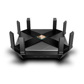 TP-Link ArcherAX6000 wifiルーター 4804+1148Mbps [Wi-Fi 6(ax)/ac/n/a/g/b][ARCHERAX6000]
