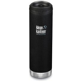 クリーンカンティーン klean kanteen ステンレスボトル 20oz カフェキャップ 592ml TKWide SHALE BLACK(シェールブラック) TK1005903[TK1005903]