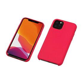DEFF ディーフ iPhone 11 Pro 5.8インチ用 シリコンハードCASE <CRYTONE: クレトーン> ピンク BKS-IPS19SPN