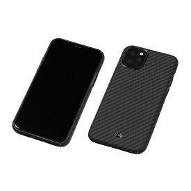 DEFF ディーフ iPhone 11 Pro 5.8インチ用 アラミド繊維製 超軽量ケース DURO ブラック DCS-IPD19SKVMBK