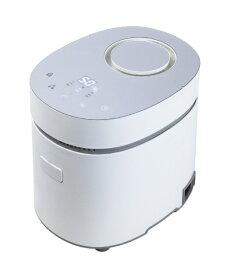 ヤマゼン YAMAZEN 加湿器 KSF-L301-W ホワイト [スチーム式]