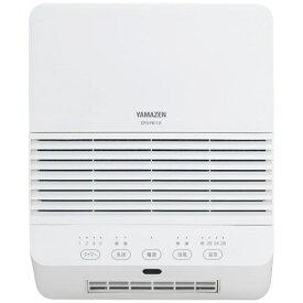ヤマゼン YAMAZEN DFX-RK12-W セラミックファンヒーター ホワイト[DFXRK12]