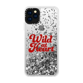 CASETIFY ケースティファイ iPhone 11 Pro 5.8インチ Wild at Heart[Red] CTF-4466584-16000115